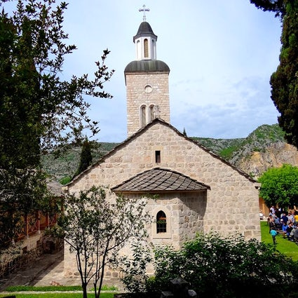 Žitomislić Monastery, an eternal Orthodox heritage