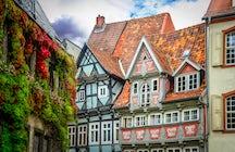 UNESCO-Stadt: Quedlinburg!