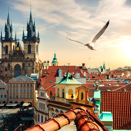 Your 24 hour Prague itinerary