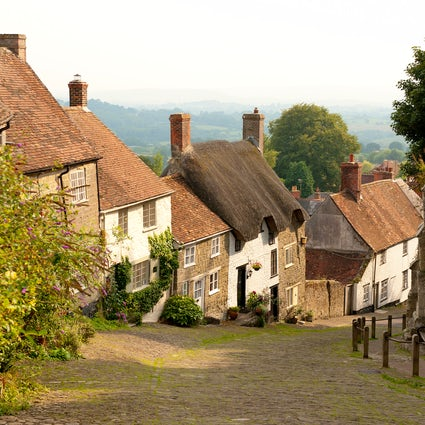 Une vie de village paisible: Shaftesbury