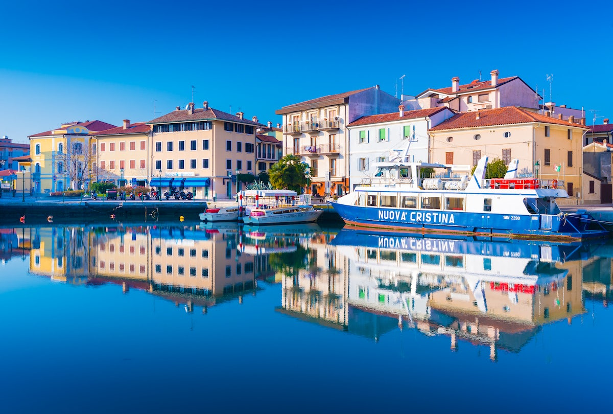 Grado, a charming lagoon city