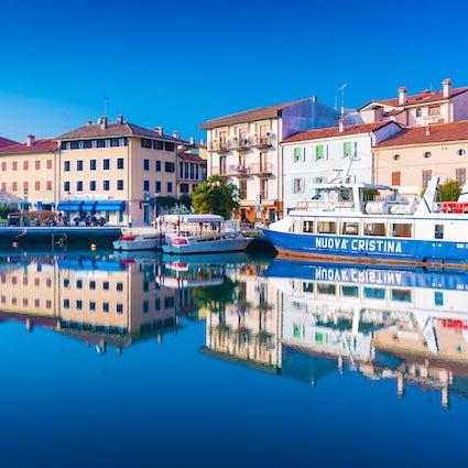 Grado, a charming lagoon city