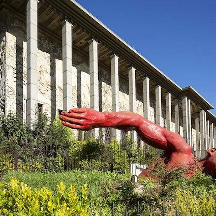 Museums in Paris: Palais de la Porte Dorée