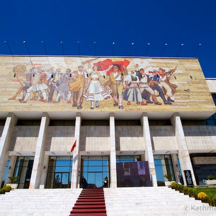 A bit of history - The National Historical Museum of Albania