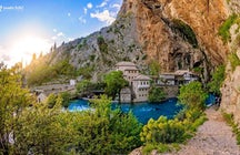 Where mystical meets stunning - Blagaj & Buna River Spring
