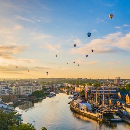 Un día en Bristol parte 1