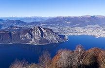 Monte Sighignola: El Balcón de Italia
