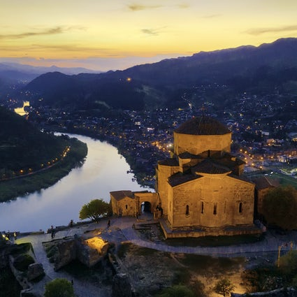 Mtskheta – where the Georgian culture begins