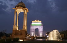 Uplift your spirit at Delhi's popular sites