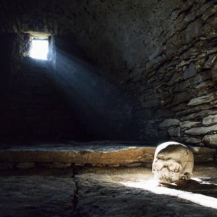 Laberinto: Una experiencia de laberinto a 12 metros bajo tierra en Budapest
