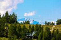 Bukovel, un pintoresco lugar de vacaciones activo en los Cárpatos