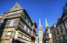 Quimper: a city of art, history and faience