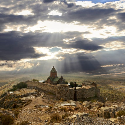 Khor Virap, a treasure of Armenia to reveal