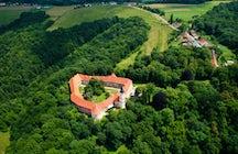 Grad Grad, ein einzigartiger Name für Sloweniens größte Burg