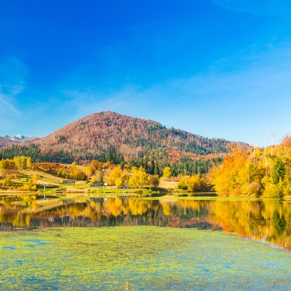 Parques nacionales en Croacia: Risnjak