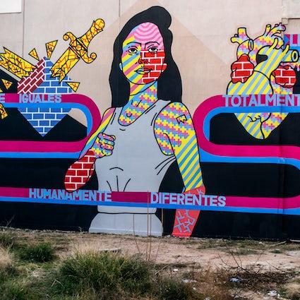 Lavapiés; Sesiones de Graffiti