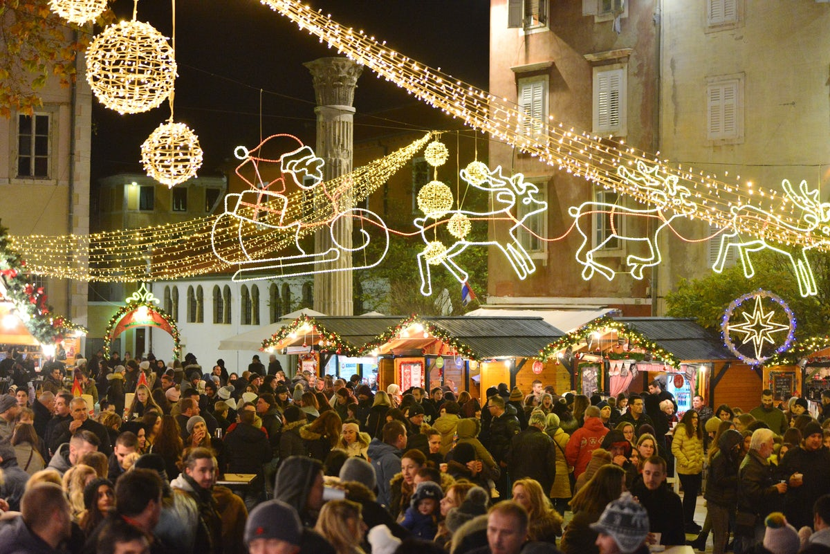 Advent in Zadar - joy, music and food for everyone