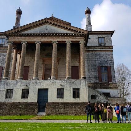 Villa Foscari: een Palladische architectonische juweel