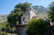 Birthplace of St. Basil of Tvrdoš & Ostrog, the Miracle-worker