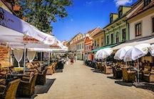 Tkalčićeva, la rue la plus animée de Zagreb