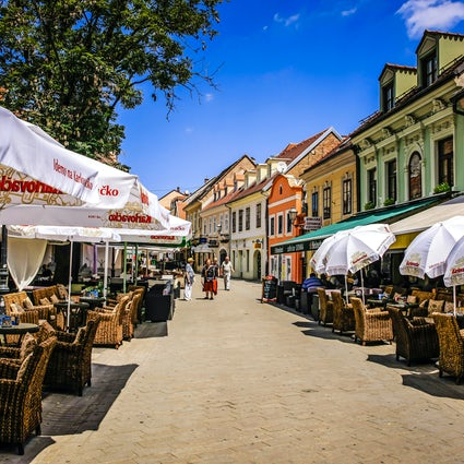 Tkalčićeva: the most vibrant street in Zagreb