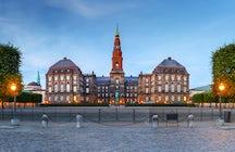 Le Palais Christiansborg -aka Borgen