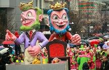 Carnaval en Grèce