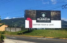 Starbucks Coffee Farm, Alajuela, Kostaryka