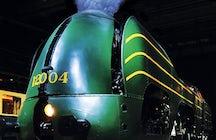 Viaje en el tiempo a través de la historia de los trenes y tranvías de Bruselas
