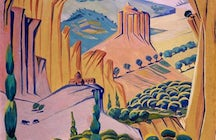 A great artist of Armenia - Martiros Saryan