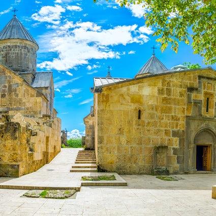 "Haghartsin, the monastery of the ""soaring eagle"""