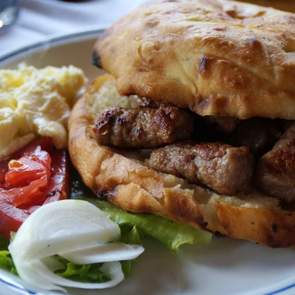 When in Sarajevo, eat & drink as Bosnians do