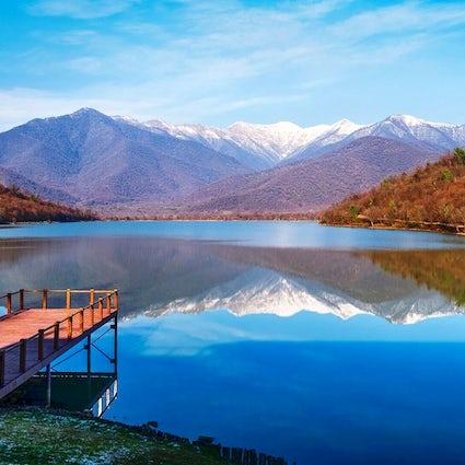 Kvareli - La ciudad más bella de Kakheti