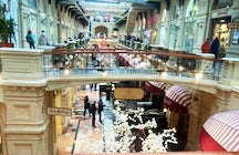 What to do in Moscow's GUM except shopping?