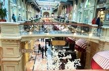 Le GUM de Moscou - Quoi d'autre que le shopping ?
