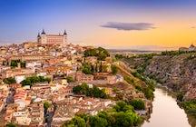 Espadas en Toledo