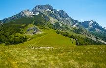 Conquering Bosnia's highest peak – Mt. Maglić