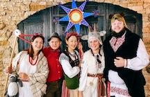 Kalyady: Fusión este-eslava de fiestas cristianas y paganas