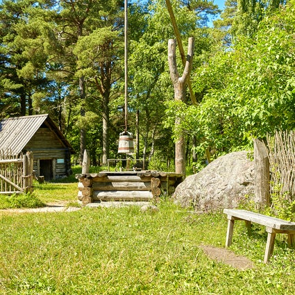 Estonian Open Air Museum, a glimpse into the 18th-century life