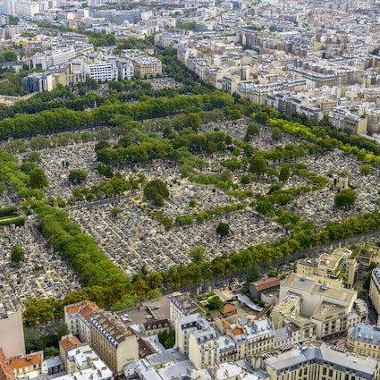 Les cimetières célèbres à Paris et leur histoire