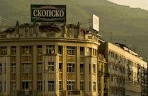 Was Sie in Mazedonien vermissen werden: Skopsko!