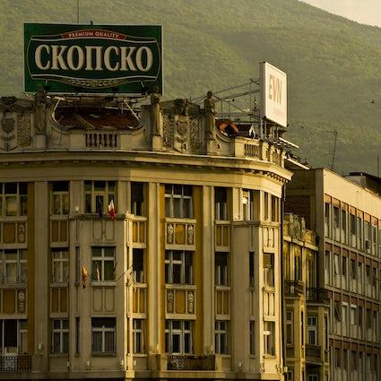 O que vais sentir falta da Macedónia: Skopsko!