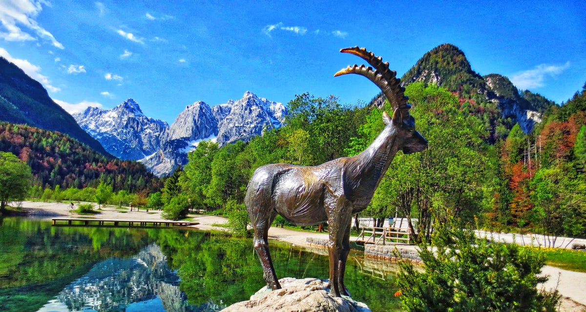 Lakes, mountains and legends of Triglav National Park