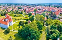 Let's explore Varaždin - the best Croatian city