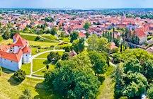 Varaždin, au top des villes croates