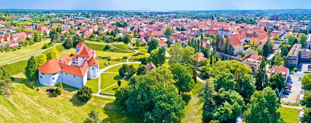 Let's explore Varaždin - the best Croatian city