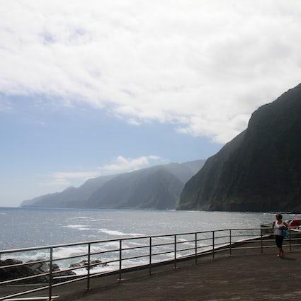 A Trip to Madeira - São Vicente and Seixal