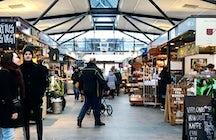 Torvehallerne- El paraíso alimenticio de Copenhague