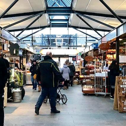Torvehallerne - Kopenhagens Ernährungsparadies