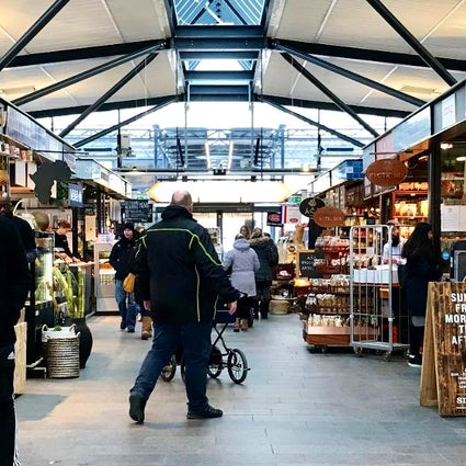 Torvehallerne-Kopenhagen's Voedselparadijs